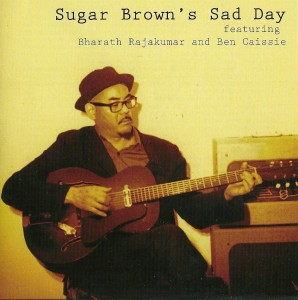 Sugar Brown's Sad Day - Cover art