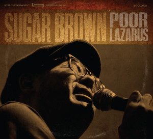 Sugar Brown Poor Lazarus Album art