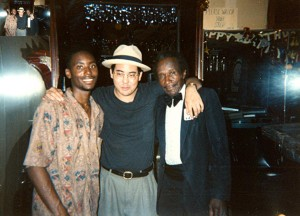 Kenny Smith, Sugar Brown, Lil' Wolf, 1994 — at 5105 Club.